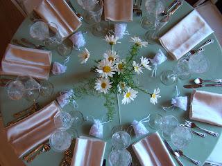 Mountain+Wedding+Tabletop Beautiful Colorado Mountain Wedding