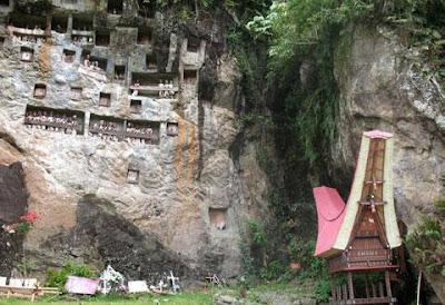 Batu lemo - Tana Toraja