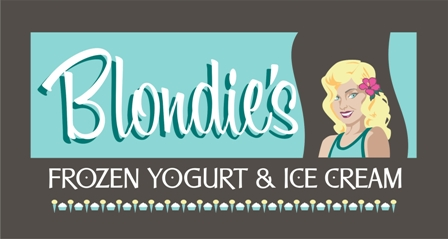 Blondie's Frozen Yogurt
