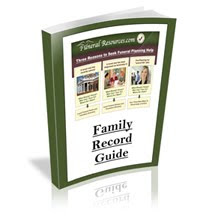 Access Your FREE Family Record Guide Here: