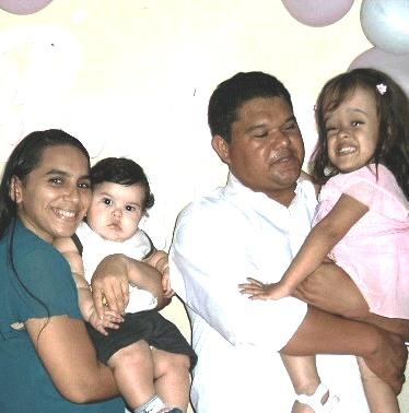 Pator Leir e Família