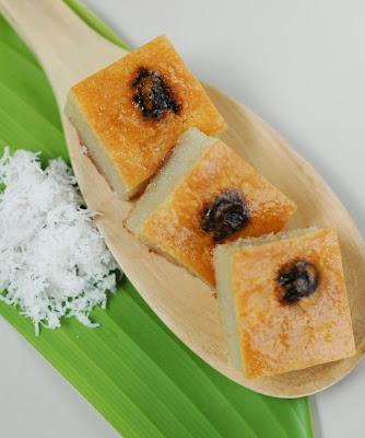 maklum di sumatra ga ada kue ini bahannya mudah didapat dan mudah ...