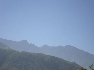 Cerro Yanahuanca-Apu de losPenachís