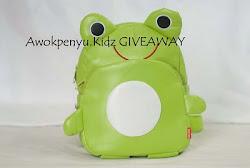 Awokpenyukidz Giveaway