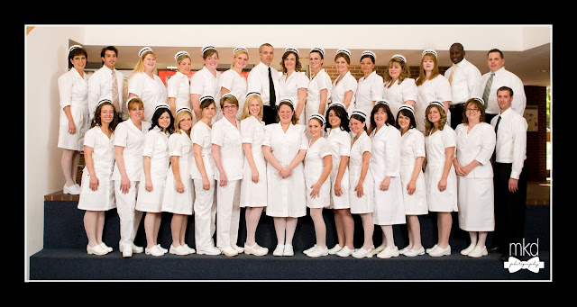 What About What?: BBC Nursing Pinning Ceremony