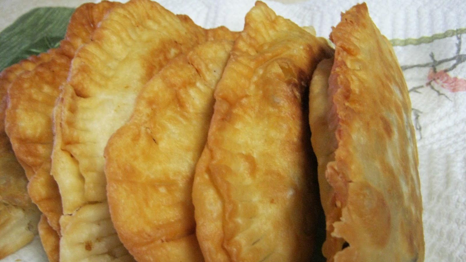 "... Vegan Cuisine : ""Pastelillos""...Puerto Rico's No. 1 Fried E..."