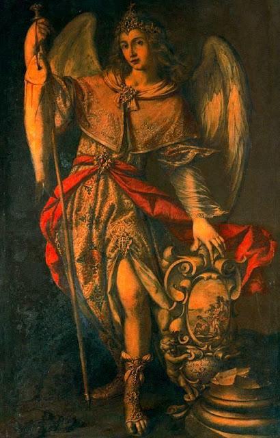 San Rafael, Defensor invencible en los Peligros del alma y del cuerpo