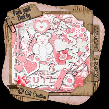 Pink & Fluffy