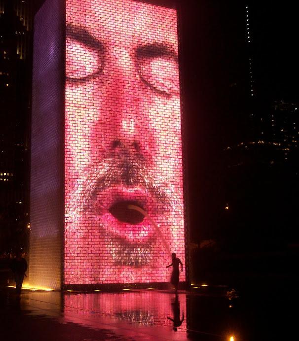 Chicago--Millennium Park
