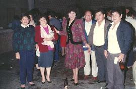 EL RECUERDO  INOLVIDABLE  DE LA  SRA. VICTORIA SACSA LUYO Y ALICIA DELGADO