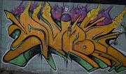 Más graffitis de Granada, arte urbano (Primera parte). Desde el blog de MA graffitirestauradores