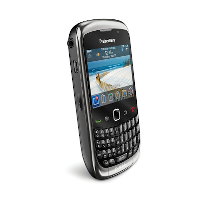 RIM and Verizon Introduce New BlackBerry Curve 3G 9330 Model