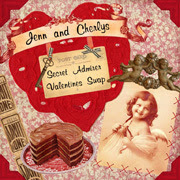 Jenn and Cheryl&#39;s Valentine Swap