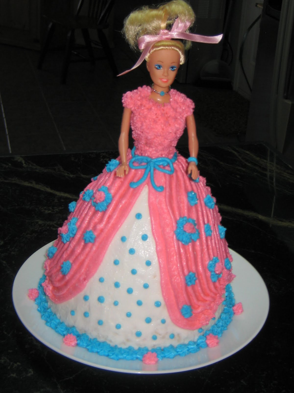 How Much Batter For Doll Cake