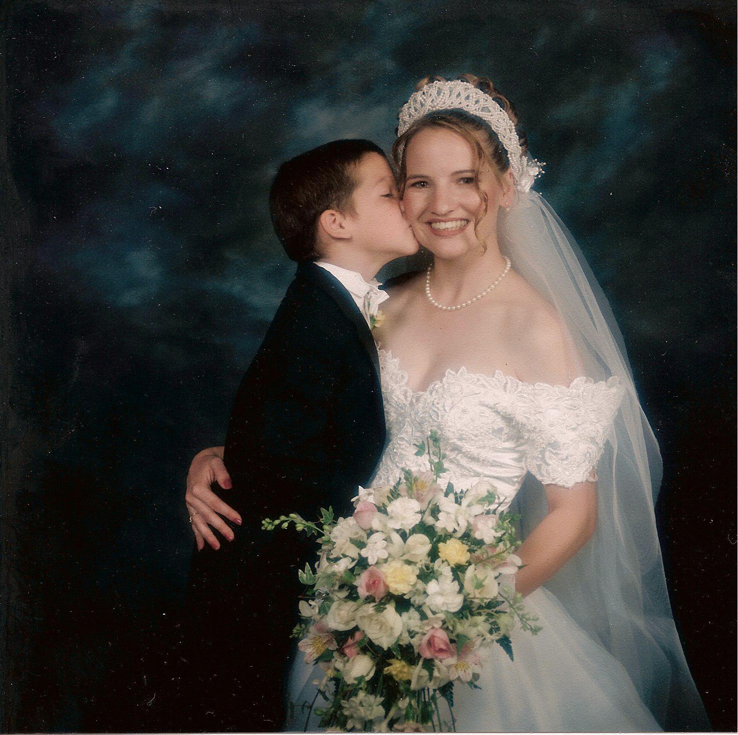 Фото свадьба 1998 год