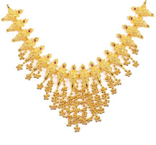 Necklace Designs In Gold