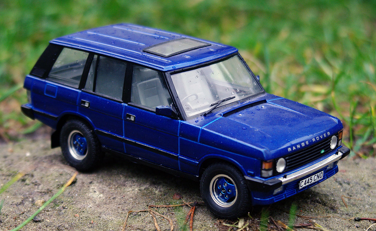 land rover diecast model cars collection range rover. Black Bedroom Furniture Sets. Home Design Ideas