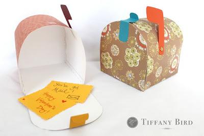 hacer un buzón con cartón