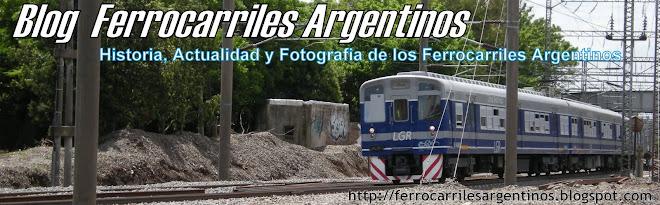 Blog Ferrocarriles Argentinos