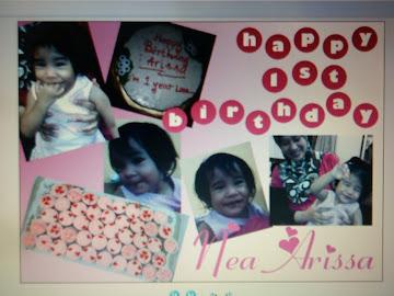 My Little Girl : Arissa