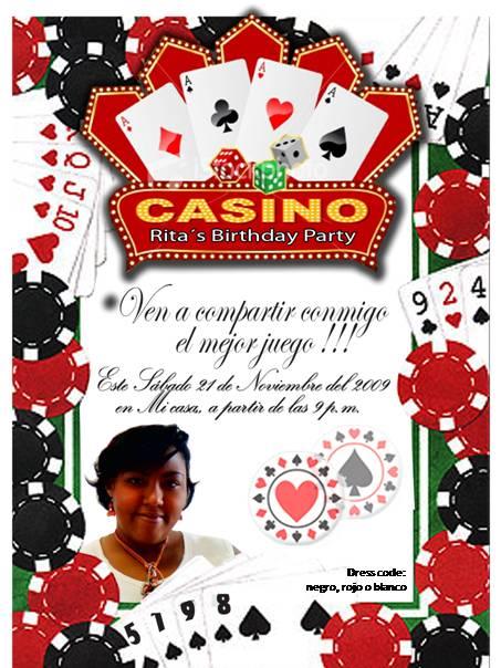 puntos en juego de casino