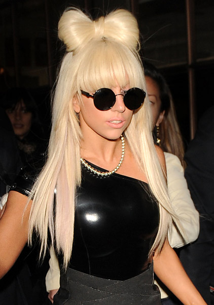 lady gaga old pictures