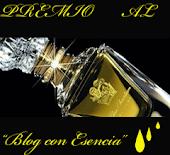 Premio al Blog con Esencia