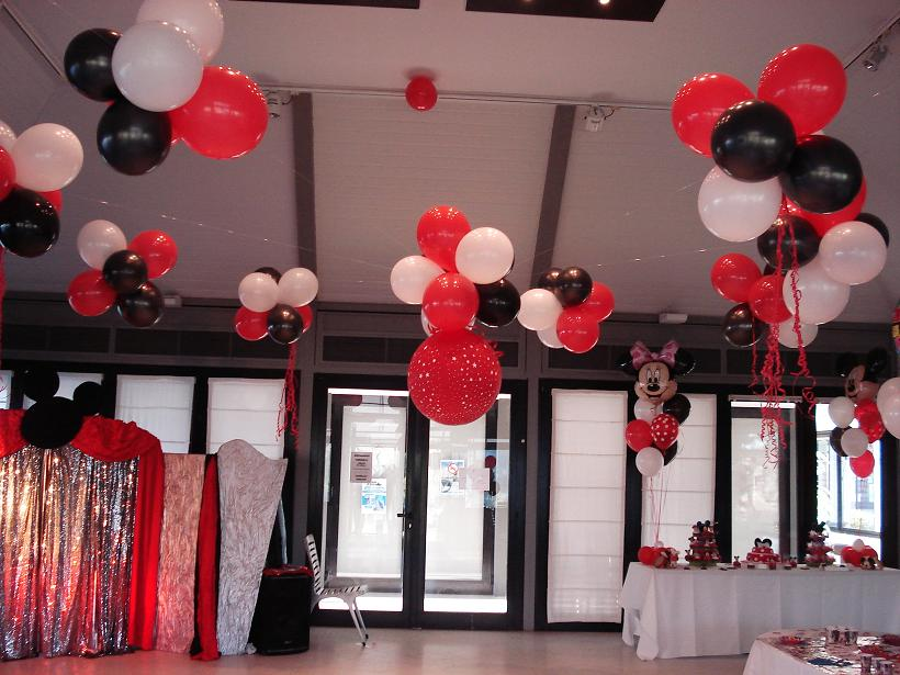 Decoracion De Salon De Fiestas Minnie Mouse and post Decoracion De ...