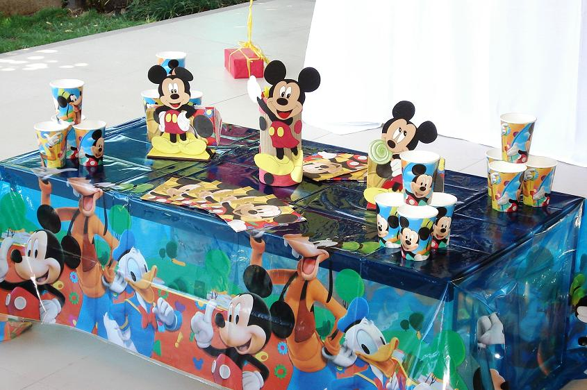 Top Planners: Cumple tematico Mickey Mouse
