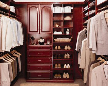 Multimuebles closets for Closet de madera para dormitorios