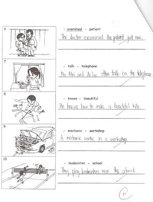 5M 2008 SJK C Khe Beng Test Paper