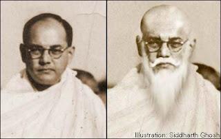 നേതാജി സുഭാഷ് ചന്ദ്ര ബോസ്  ജനനം : 23.01.1897 മരണം :    ? 1