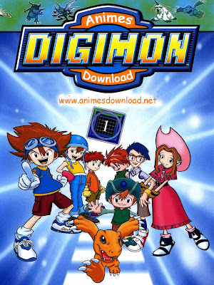 Download - Anime - Digimon Adventure - Mp4