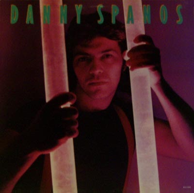 Danny Spanos - Passion In The Dark