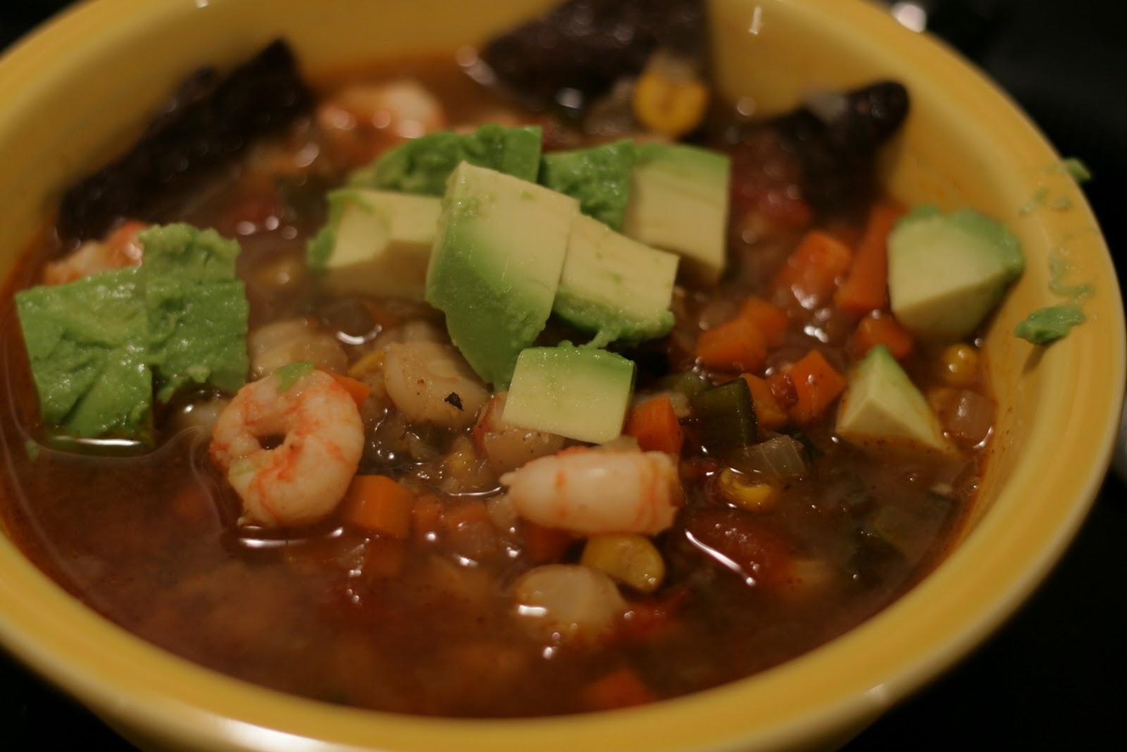 Seafood Soup Amalfi-Style Recipes — Dishmaps