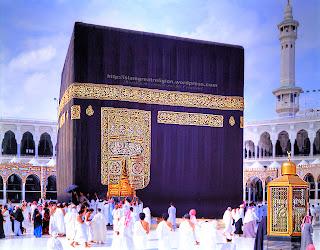 Kaba (Makkah) Saudia Arabia Picture at the Time of HAJJ