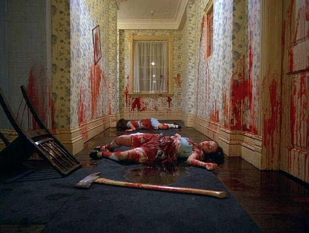 gore the shining