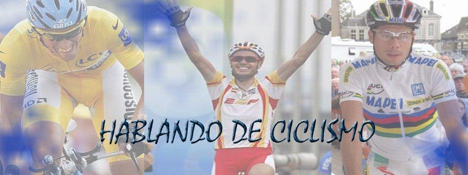 Hablando de Ciclismo