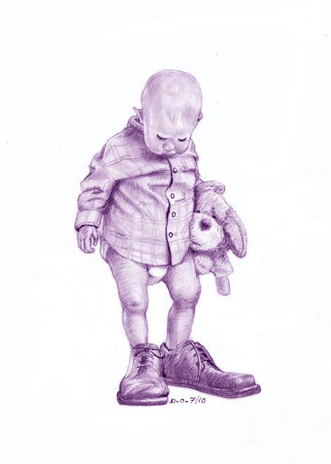 les chaussures de papa ....