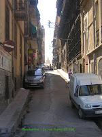La rue Sassy (actuellement El Kods) où je suis né