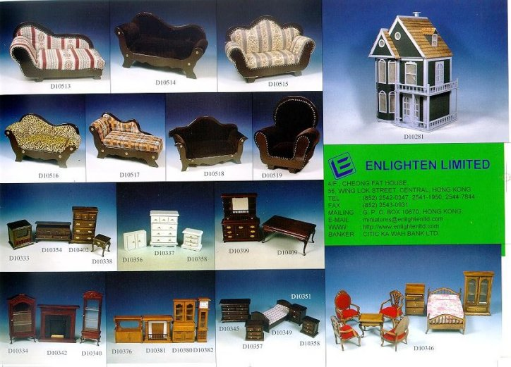Furniture miniature furniture jepara for Furniture jepara