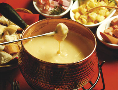 Learn how to make fondue meal healthy
