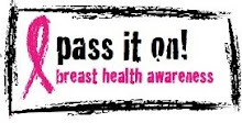 Pass It On! Logo