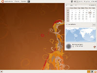 My current Ubuntu desktop