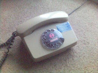 Old ENTel Argetnina telephone