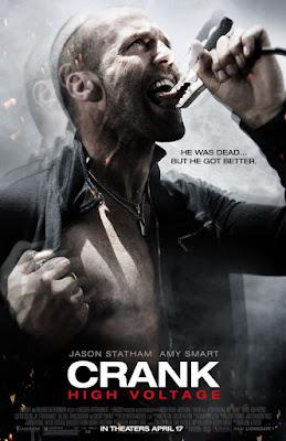 Filme Poster Adrenalina 2 - Alta Voltagem Dual Audio DVDRip
