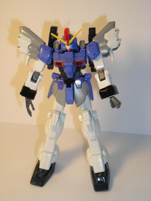 My Shiny Toy Robots Toybox Review 1 144 Scale Gundam Sandrock Custom