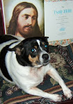 JESUS LOVES DOGS TOO