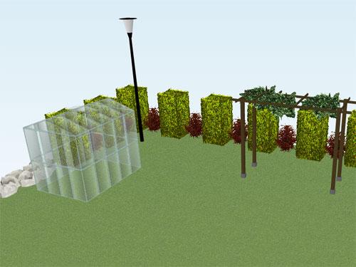 Koloniparadiset: TrädgÃ¥rdsplanering pÃ¥ nätet : trädgård planering : Trädgård