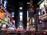 Photo of New York City, Time Square